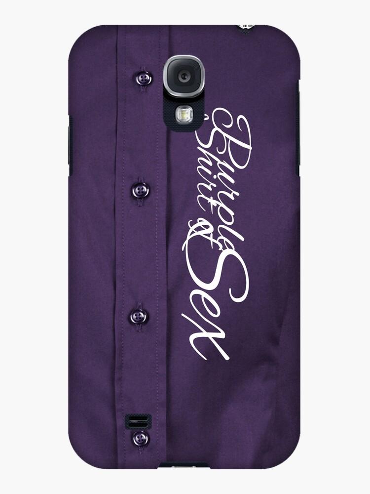 The Purple Shirt of Sex by PineappleGear