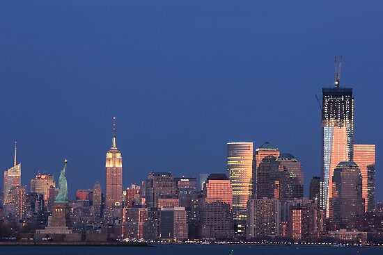new york city by Kevin Koepke