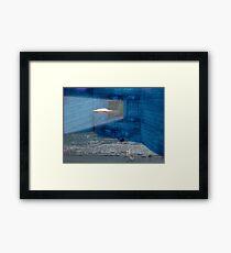 Escape Velocity Framed Print