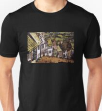 Shaftesbury Ink and Wash painting T-Shirt