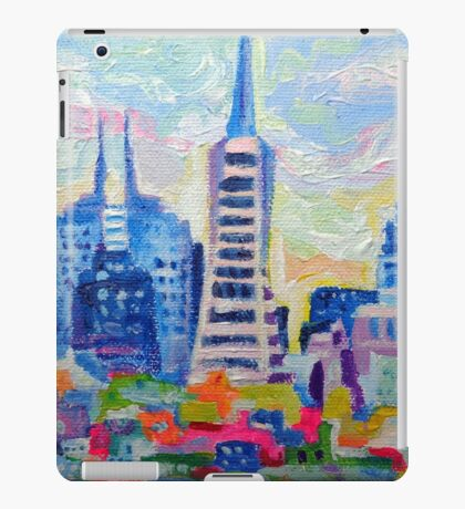San Francisco Colors iPad Case/Skin