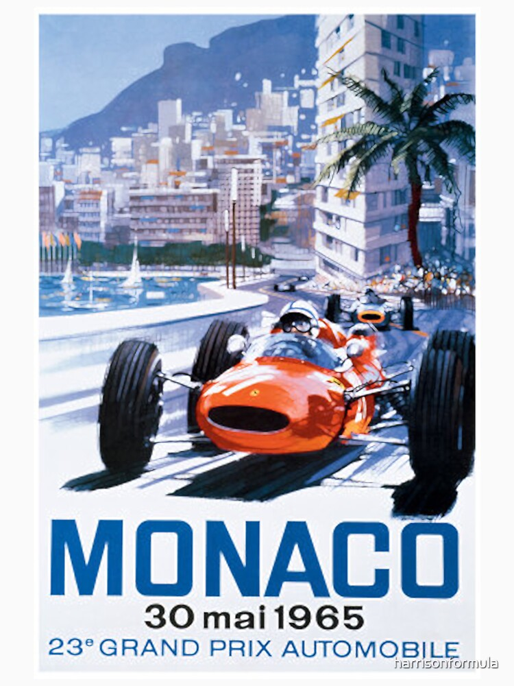Monaco F1 Classic 1965 de harrisonformula