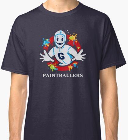 Paintballers Classic T-Shirt