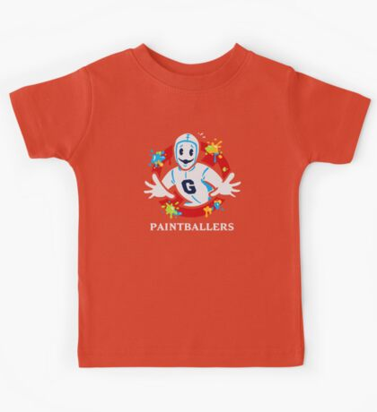 Paintballers Kids Clothes
