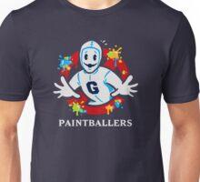 Paintballers Unisex T-Shirt