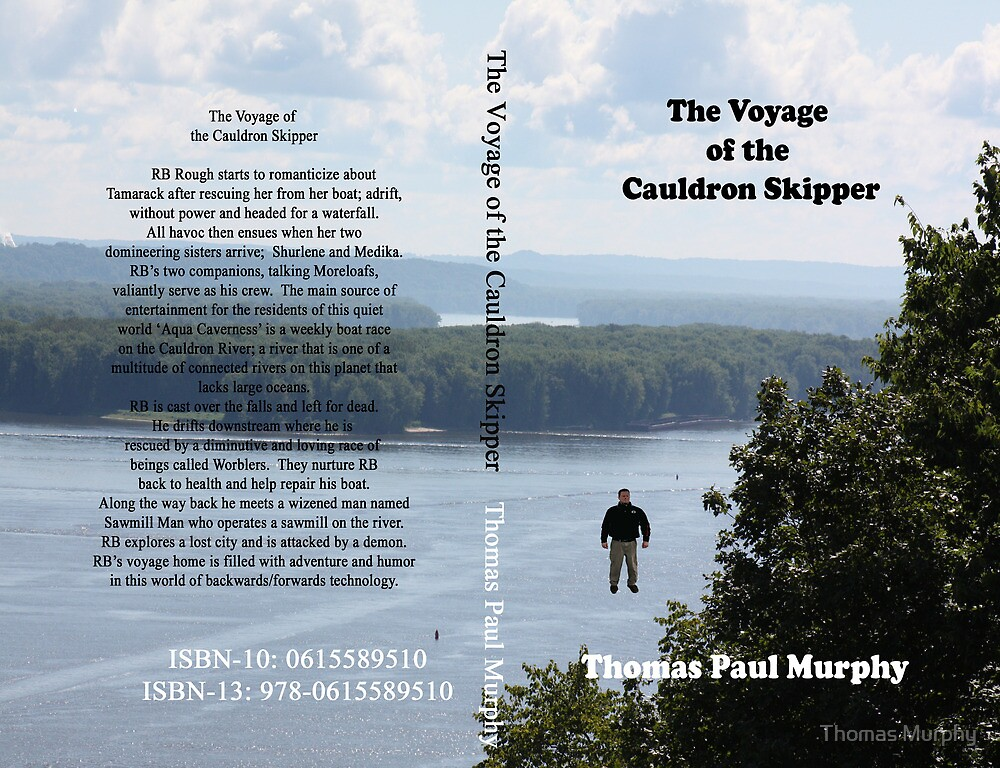 The Voyage of the Cauldron Skipper by Thomas Murphy