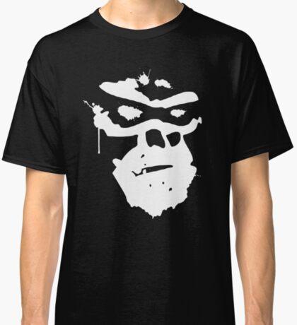Gorilla Mask painted Classic T-Shirt