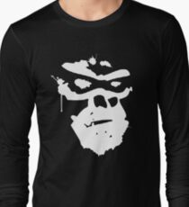 Gorilla Mask painted T-Shirt