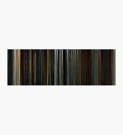 Moviebarcode: 28 Days Later (2002) Photographic Print