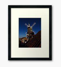 Cley Windmill, Norfolk (2) Framed Print