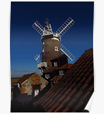 Cley Windmill, Norfolk (2) Poster