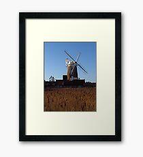 Cley Windmill, Norfolk Framed Print