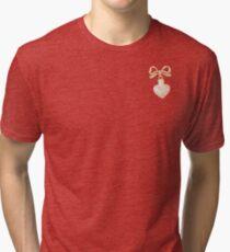 Pin a brooch on me! Tri-blend T-Shirt