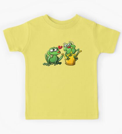 Princess is a Frog Now Kids Clothes