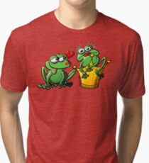 Princess is a Frog Now Tri-blend T-Shirt