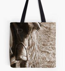 Little Cowboy Tote Bag