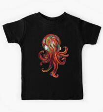Octopus Squoodlydo Kids Tee