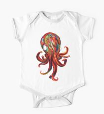 Octopus Squoodlydo One Piece - Short Sleeve