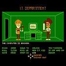 Maniac IT Department by RyanAstle