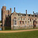 Oxborough Hall by Nick Jermy