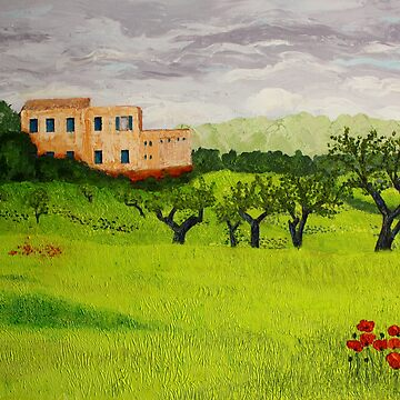 Mallorca by Andrea-Meyer