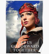Fashion Pilot Poster