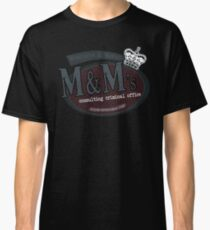 M&M's consulting criminal office Classic T-Shirt
