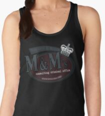 M&M's consulting criminal office Women's Tank Top