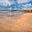 Gwithian Beach by Simon Marsden