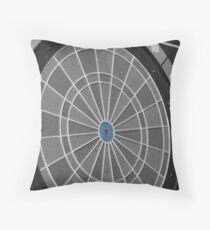 Ba Ba Bullseye... Throw Pillow