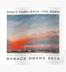 Don't Turn Back the Dawn Poster