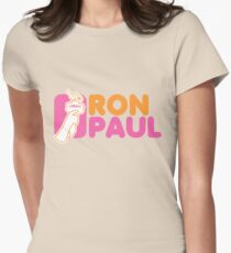 Ron Paul Liberty Women's Fitted T-Shirt