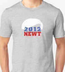 Vote Newt 2012 T-Shirt