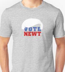 Vote Newt Gingrich 2012 Unisex T-Shirt