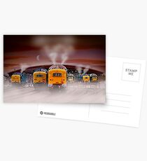 Napiers in the Mist Postcards
