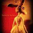 Beautiful warrior by Valeria Dalmon