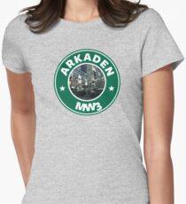 Arkaden Women's Fitted T-Shirt