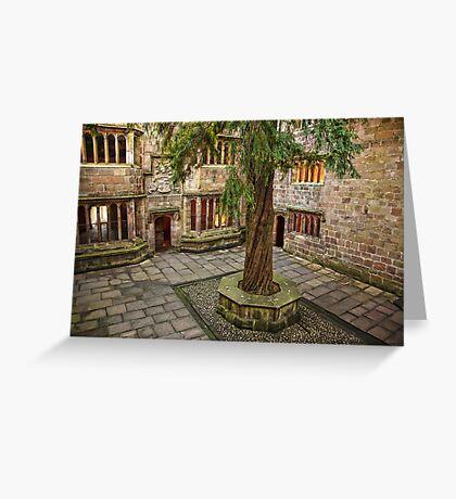 Skipton Castle Greeting Card