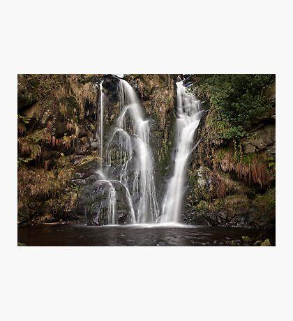 Posforth Gill waterfall Photographic Print