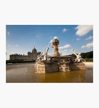 Castle Howard Photographic Print