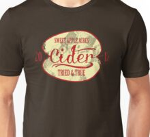 Sweet Apple Acres' Cider Unisex T-Shirt