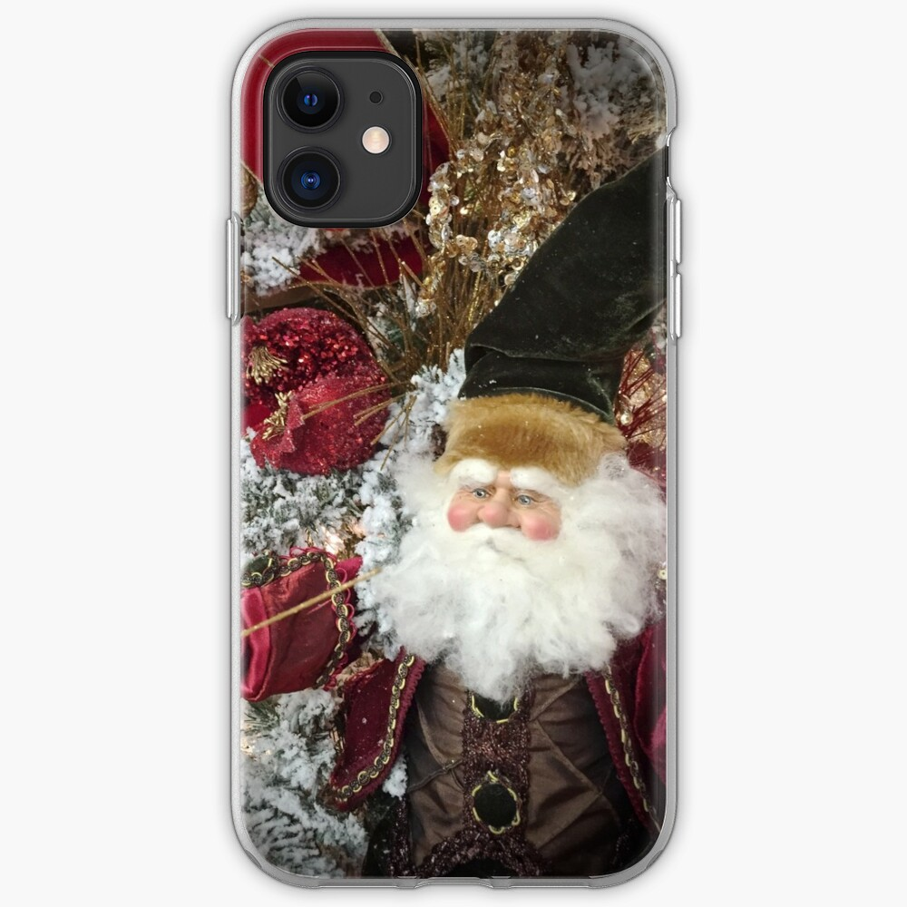 Kris Kringle 2 iPhone Case & Cover