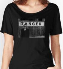 DANGER Women's Relaxed Fit T-Shirt