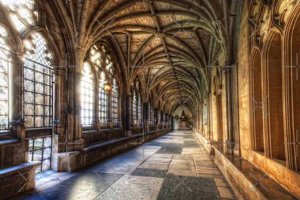 The Sun-Filled Corridor by Conor MacNeill