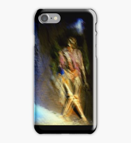 Death Becomes Him iPhone Case/Skin