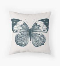 Butterfly - 2 Throw Pillow