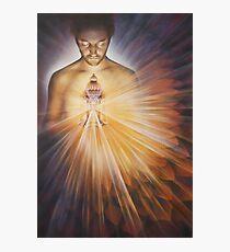 Sacred Heart Photographic Print