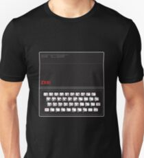 Sinclair ZX81 Unisex T-Shirt