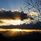 When the heavens open by Mark Stallmann