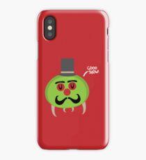 Gentleman Metroid iPhone Case/Skin